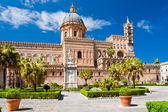 The Cathedral of Palermo — Stock Photo
