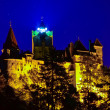 Bran Castle - Count Dracula's Castle, Romania - Stock Photo