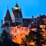 Bran Castle - Count Dracula's Castle, Romania — Stock Photo #11096020