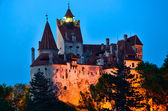 Bran Castle - Count Dracula's Castle, Romania — Stock Photo