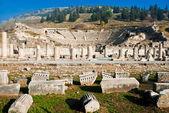 Ephesus Amphitheatre — Stock Photo