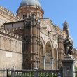 Foto de Stock  : SiciliCathedral located in Palermo