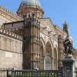 Stock Photo: SiciliCathedral located in Palermo