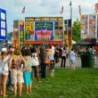 Jazz & Rib Fest Line — Stock Photo #11859067