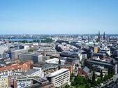 Panorama of the city — Stock Photo