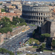 Colosseum, Rome, Italy — Stock Photo #11037757