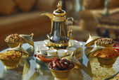 Arabic teapot — Stock Photo