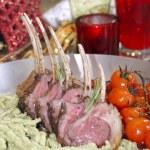 Roasted lamb — Stock Photo #11184550