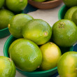 Lemons on basin — Stock Photo #11851373