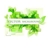 Vector eco design 10eps — Stock Vector