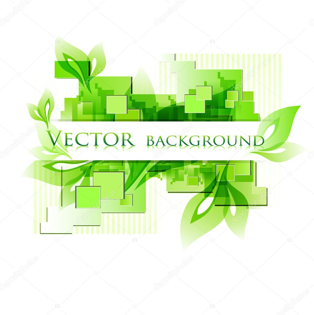 The document can be scaled to any size without loss of quality. — Stock Vector #11132671