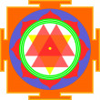 Shri Durga-Yantra — Stock Photo #11048215