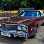 Постер, плакат: Old car show on Retrofest Cadillac Eldorado