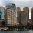 Circular Quay, Sydney Harbour, Australia — Stock Photo