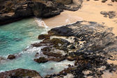 Here To Eternity, Halona Beach Cove, Hawaii — Foto de Stock