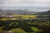 Pali Lookout, Oahu, Hawaii — Stock Photo