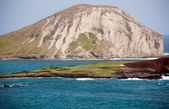 Manana, Rabbit Island, Hawaii — Stock Photo