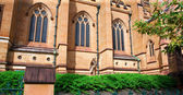 St. Marys Cathedral, Sydney, Australia — Stock Photo