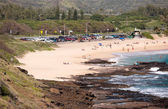 Sandy Beach, Hawaii — Stock Photo