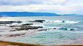 Rocky Coast, Wollongong, Australia — Stock Photo