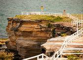 Coogee Cliff, Sydney, Australia — Stock Photo