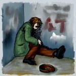 Homeless — Stock Photo #11200389