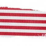 Brushstroke Flag Liberia — Stock Photo