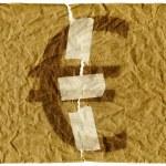 Euro symbol — Stock Photo #11277662