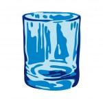 copo vazio — Vetorial Stock