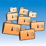 Folders — Stock Vector #11301256