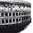 Vector de stock : Colosseum