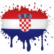 Croatiflag sketches — Stock Vector #11436664
