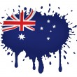 Australiflags sketches — Stock Vector #11463144