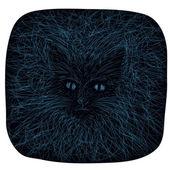 Cat drawing — Stock Vector