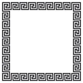 Frame geometry — Stock Vector