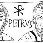 Постер, плакат: Petrus Paulus