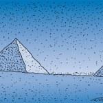 Pyramids — Stock Vector #11851305