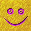 Happy face — Stock Photo #11919781