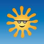 Sun rays — Stock Vector #12006426