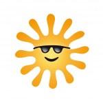 Sun rays — Stock Vector #12006438