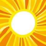 Sun rays — Stock Vector #12006450