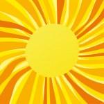 Sun rays — Stock Vector #12006451