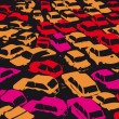 Traffic jam — Vector de stock #12012304