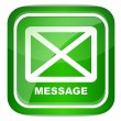Message icon — Stock Vector