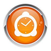 Bud Internet Horloge Awakening — Stock Vector