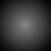 Vector Carbon Fiber Background. — Stock Vector
