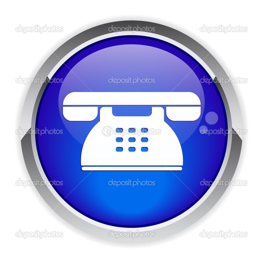 Simbolo Telefone Símbolo de Telefone Internet