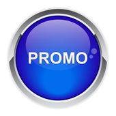 Bouton-internet-promotion. — Stockvektor