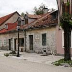 Cetinje street — Stock Photo #11222231