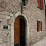 Biljarda in Cetinje — Stock Photo